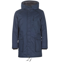 material Men Parkas Selected SLHVINCENT Marine