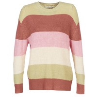 material Women jumpers Billabong NIGHT OUT Pink