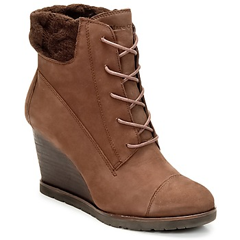 Shoes Women Ankle boots Marc O'Polo TIANAT Brown