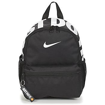 Bags Rucksacks Nike Y NK BRSLA JDI MINI BKPK Black
