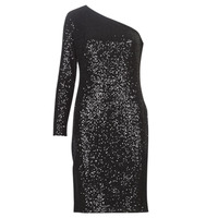 material Women Short Dresses Lauren Ralph Lauren MARRI Black