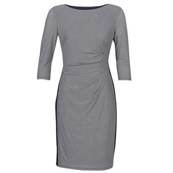 material Women Short Dresses Lauren Ralph Lauren KAROL Grey