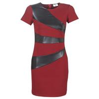 material Women Short Dresses Moony Mood LIVEO Red