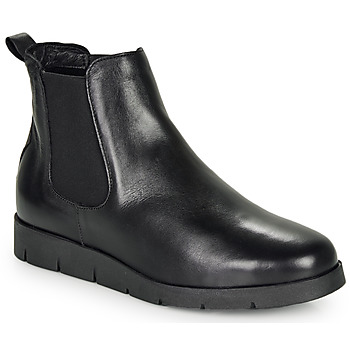Shoes Women Mid boots Casual Attitude LUNE Black