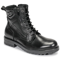 Shoes Men Mid boots Casual Attitude LANCELOT Black
