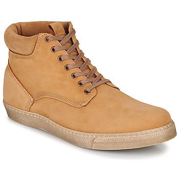 Shoes Men Mid boots Casual Attitude LEO Beige