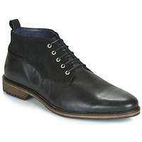 Shoes Men Mid boots Casual Attitude RAGILO Black