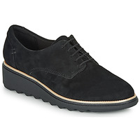 Shoes Women Derby shoes Clarks SHARON NOEL Black