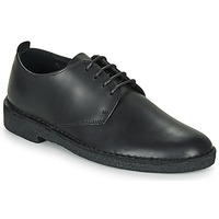 Shoes Men Derby shoes Clarks DESERT LONDON Black