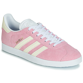 Shoes Women Low top trainers adidas Originals GAZELLE W Pink