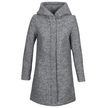 material Women coats Vila VICANIA Grey