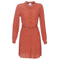 material Women Short Dresses Vila VISULOLA Red
