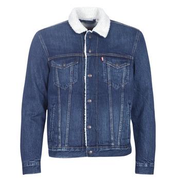 material Men Denim jackets Levi's TYPE 3 SHERPA TRUCKER Sherpa / Trucker