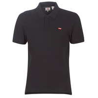 material Men short-sleeved polo shirts Levi's LEVI'S HOUSEMARK POLO Black