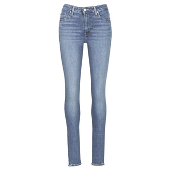 material Women Skinny jeans Levi's 721 HIGH RISE SKINNY Sun