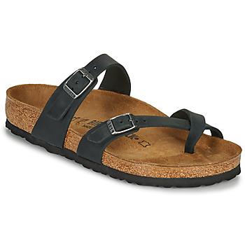 Shoes Women Mules Birkenstock MAYARI Black