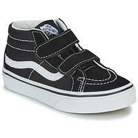 Shoes Children High top trainers Vans UY SK8-MID REISSUE V Black / White