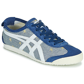 Shoes Low top trainers Onitsuka Tiger MEXICO 66 MIDNIGHT Blue / White