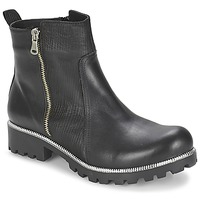 Shoes Women Mid boots Andrea Conti GLIONE Black