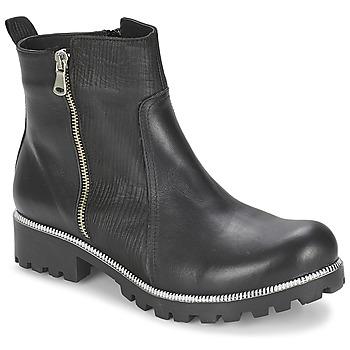 Ankle boots / Boots Andrea Conti GLIONE Black 350x350