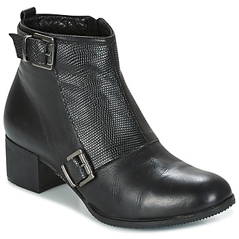 Ankle boots / Boots Andrea Conti CASTEL Black 350x350