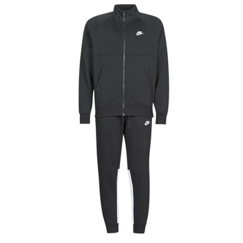 material Men Jackets Nike M NSW CE TRK SUIT FLC Black