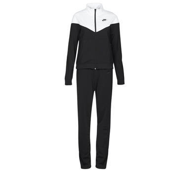 material Women Jackets Nike W NSW TRK SUIT PK Black
