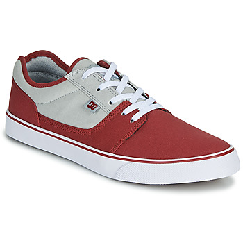 Shoes Men Low top trainers DC Shoes TONIK TX Red / Beige