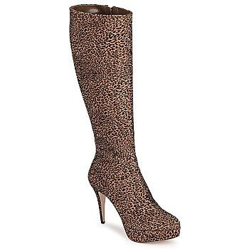 Shoes Women Boots Sebastian FLOC-LEO Leopard