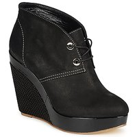 Shoes Women Low boots Gaspard Yurkievich C4-VAR8 Black