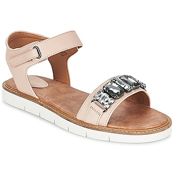Shoes Women Sandals Clarks LYDIE JOELLE Nude