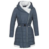 material Women Duffel coats Betty London LOLAPO Blue / Marine