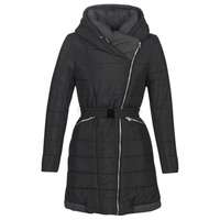 material Women Duffel coats Betty London LUCIOLE Black