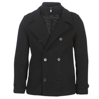 material Men coats Casual Attitude LARA Black