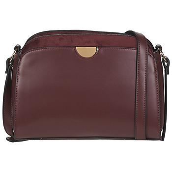 Bags Women Shoulder bags André ANGELINA Bordeaux
