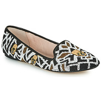 Shoes Women Loafers House of Harlow 1960 ZENITH Black / White / Gold