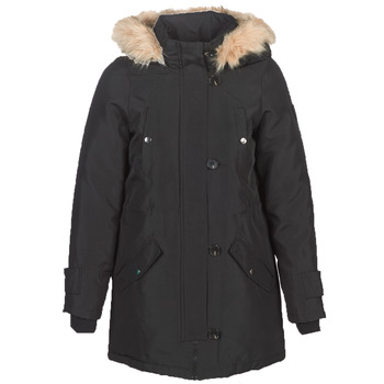 material Women Parkas Vero Moda VMEXCURSION EXPEDITION Black