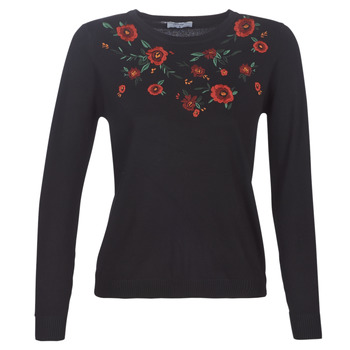 material Women jumpers Betty London LAKEWOOD Black