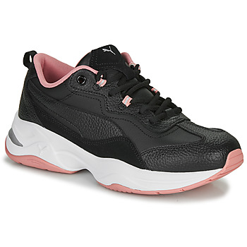 Shoes Women Low top trainers Puma WNS CILIA LUX N Black