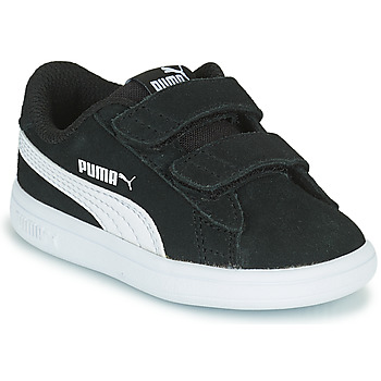 Shoes Children Low top trainers Puma SMASH INF Black