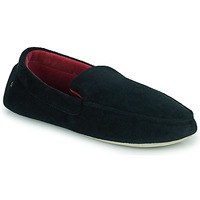 Shoes Men Slippers Isotoner 96774 Black
