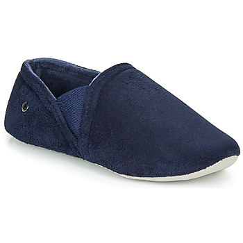 Shoes Boy Slippers Isotoner 99520 Marine