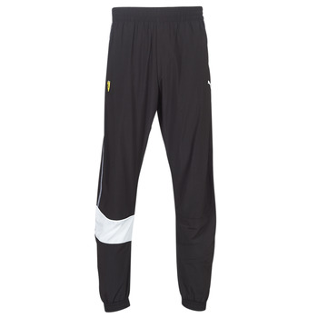 material Men Tracksuit bottoms Puma SF STREET WOVEN PTS.BLK Black