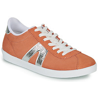 Shoes Women Low top trainers André SPRINTER Orange
