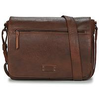 Bags Men Pouches / Clutches Wylson HANOI Brown