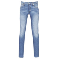 material Men slim jeans Jack & Jones JJIGLENN Blue / Clear