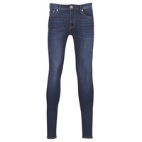 material Men Skinny jeans Jack & Jones JJILIAM Blue