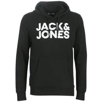 material Men sweaters Jack & Jones JJECORP LOGO Black