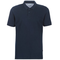 material Men short-sleeved polo shirts Jack & Jones JJEBASIC Marine