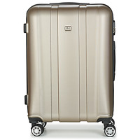 Bags Hard Suitcases David Jones CHAUVETTO 72L Gold